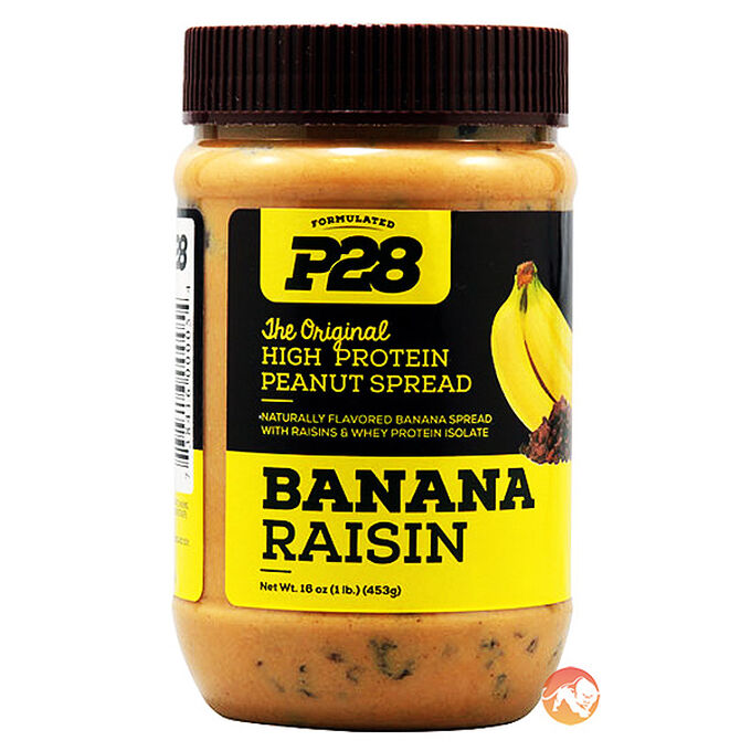 P28 Banana Raisin High Protein Spread