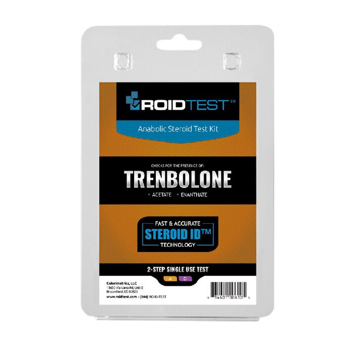 Roidtest Trenbolone Test Kit