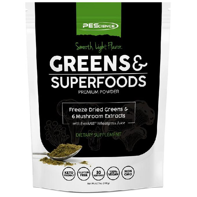 PEScience Greens and Superfoods