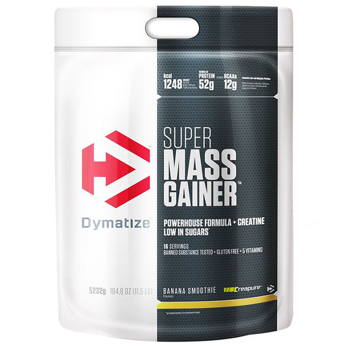 Dymatize Super Mass Gainer 5.23kg Strawberry