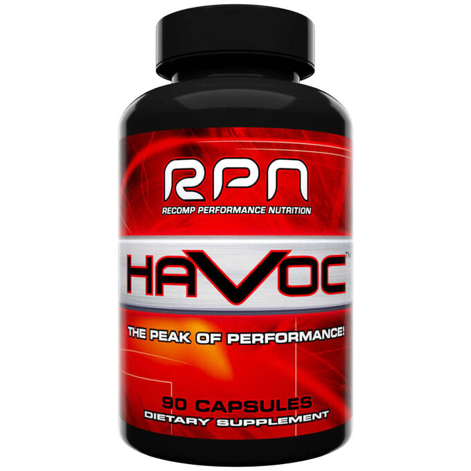 Buy RPN Havoc | Strong Prohormone | Increase Size