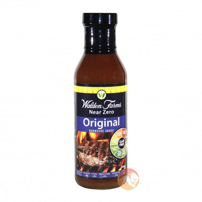 Walden Farms Original BBQ Sauce 340g