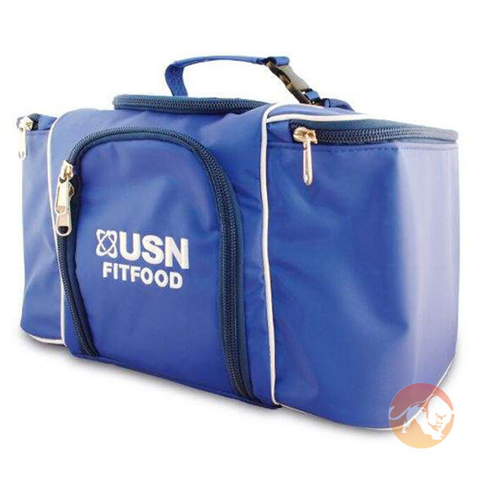 USN Fit Food Bag Blue