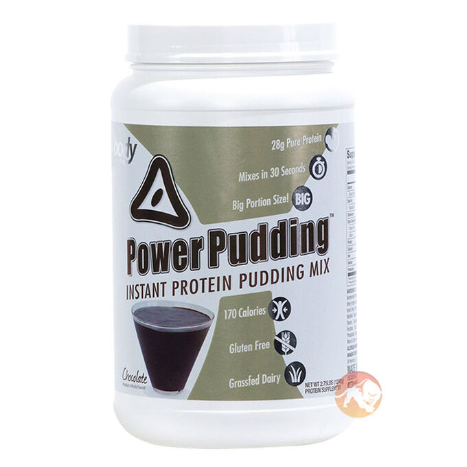 Body Nutrition Magic Pudding 2.75lb (1250g)-Chocolate