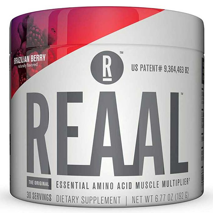 REAAL 30 Servings Brazilian Berry