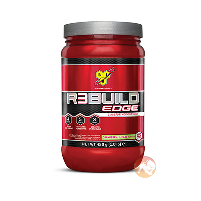 Rebuild Edge 450g Fruit Punch