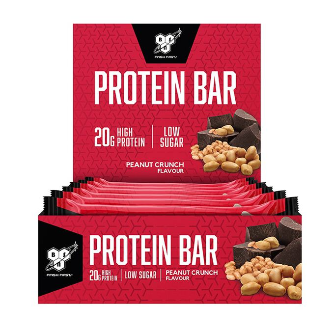 BSN BSN Protein Bar 12 Bars Salted Caramel