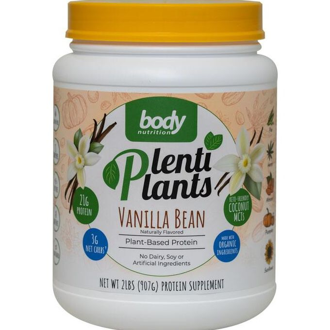Body Nutrition PlentiPlants Coconut  Almond 907g