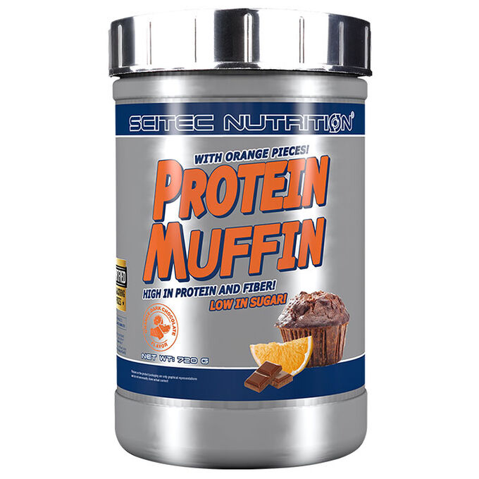 Protein Muffin 720g Strawberry White Chocolate Coconut