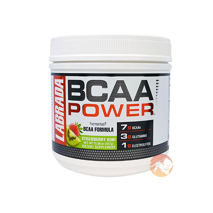 Labrada BCAA Power 427g Strawberry Kiwi