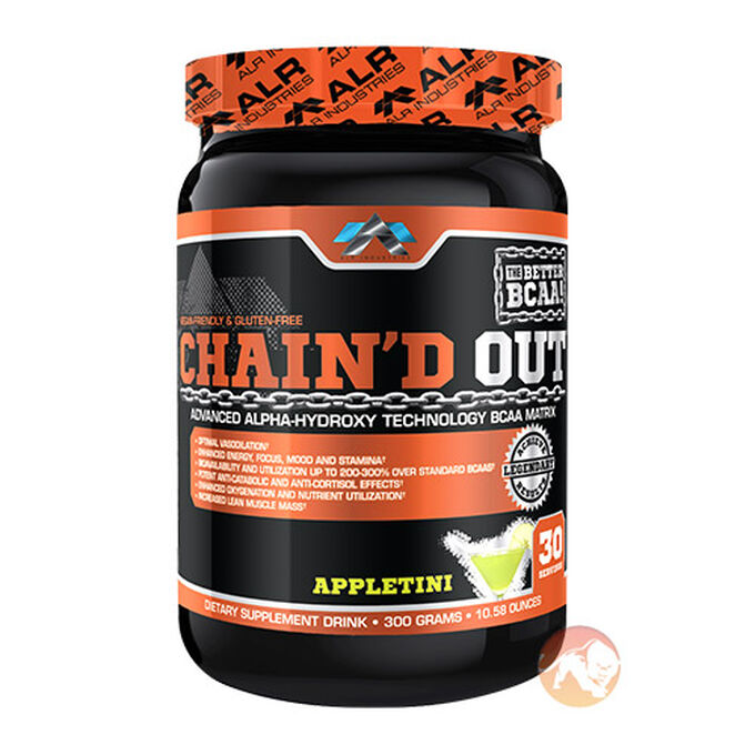 Chain'd Out 30 Servings Blue Raspberry