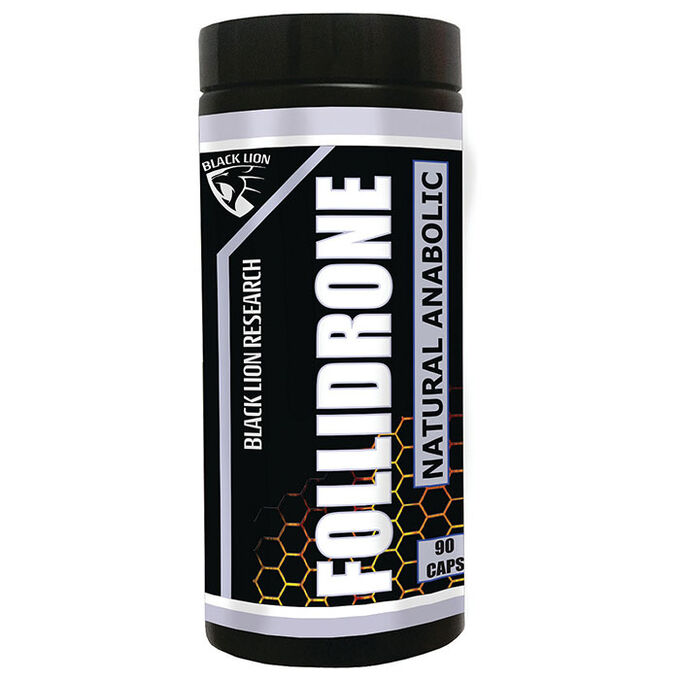Black Lion Research Follidrone 90 Capsules