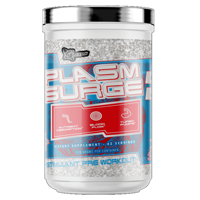 Glaxon Plasm Surge 42 Servings Unflavoured