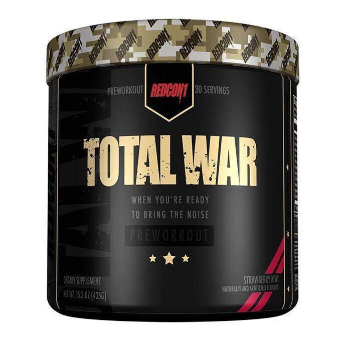 Total War 30 Servings Strawberry Kiwi