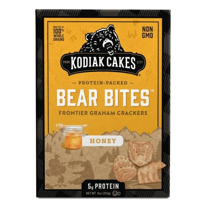 Kodiak Cakes Graham Cracker 8 Packs Honey