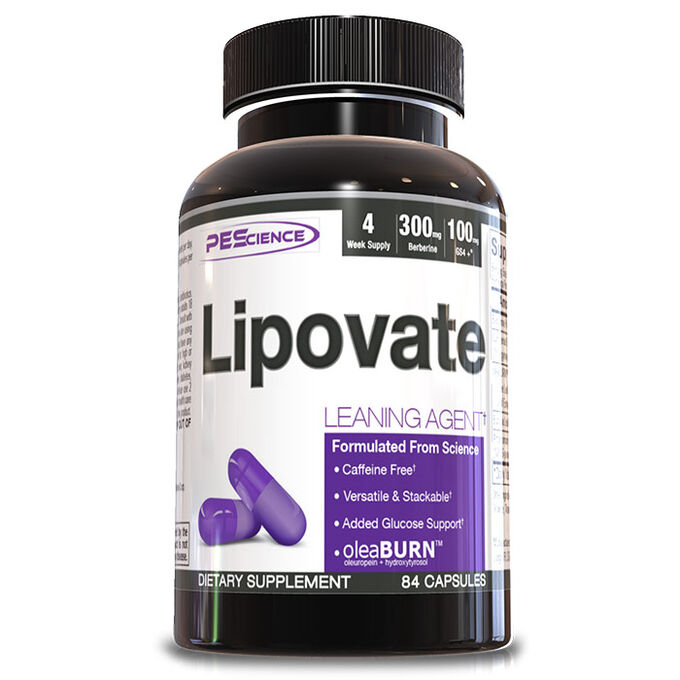 Lipovate 84 Capsules