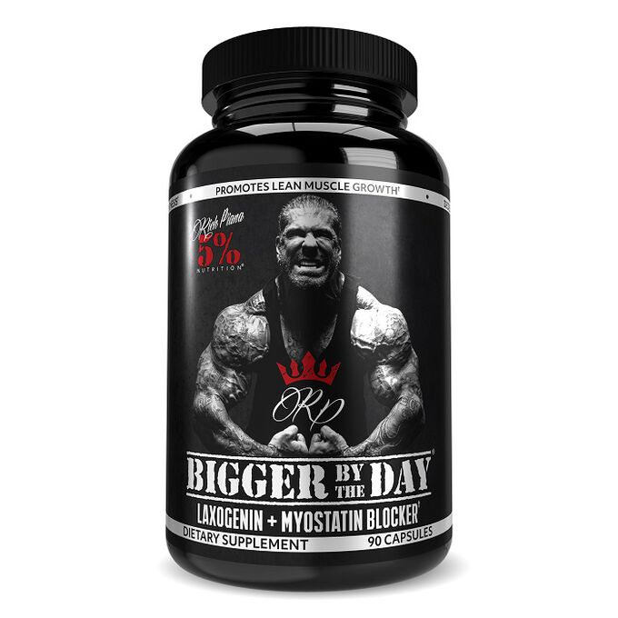 5% Rich Piana Bigger By The Day 90 Capsules