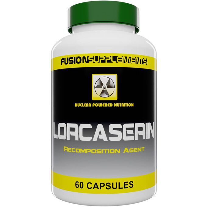 Fusion supplements Lorcaserin 10mg 60 Capsules