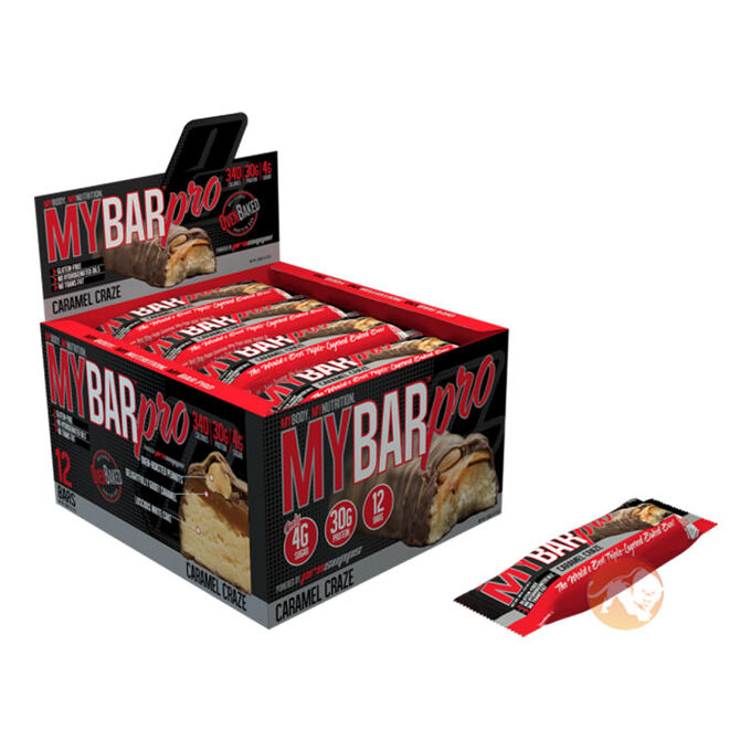 My Bar Pro 12 Bars Death by Chocolate