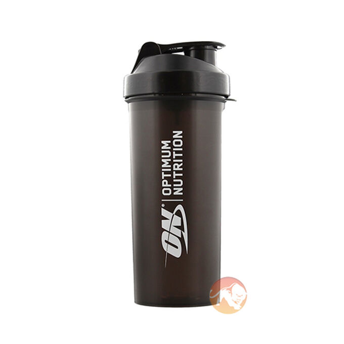 Optimum Nutrition Shaker Lite 1000ml Black