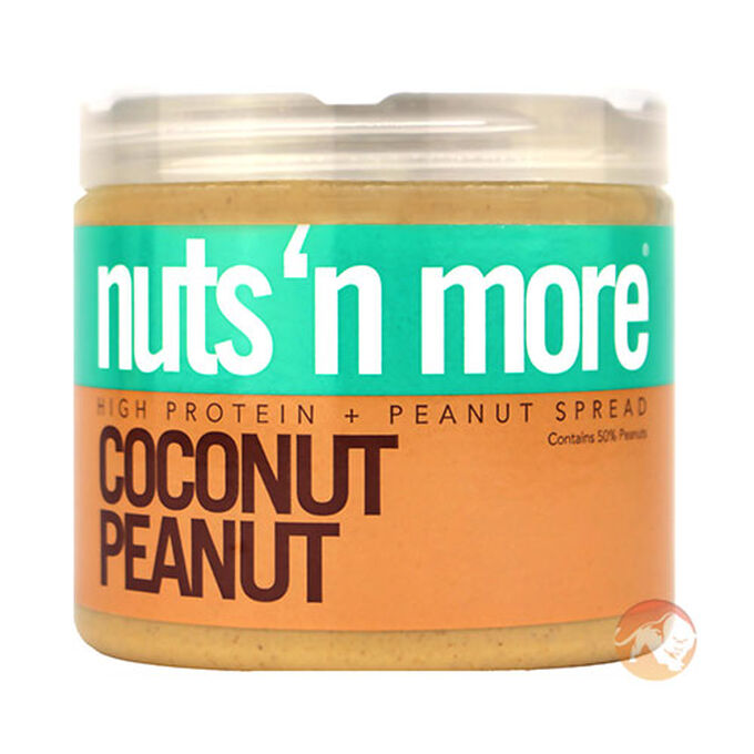 Nuts 'N More Nuts n More Coconut Peanut Butter 454g
