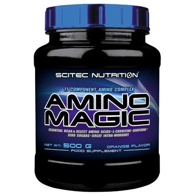 Amino Magic 25 Servings Orange