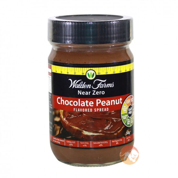 Walden Farms Peanut Spread - Chocolate 340g