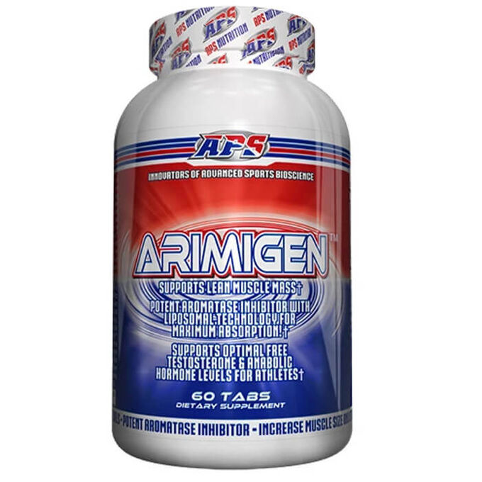 APS Nutrition Arimigen 60 Tablets