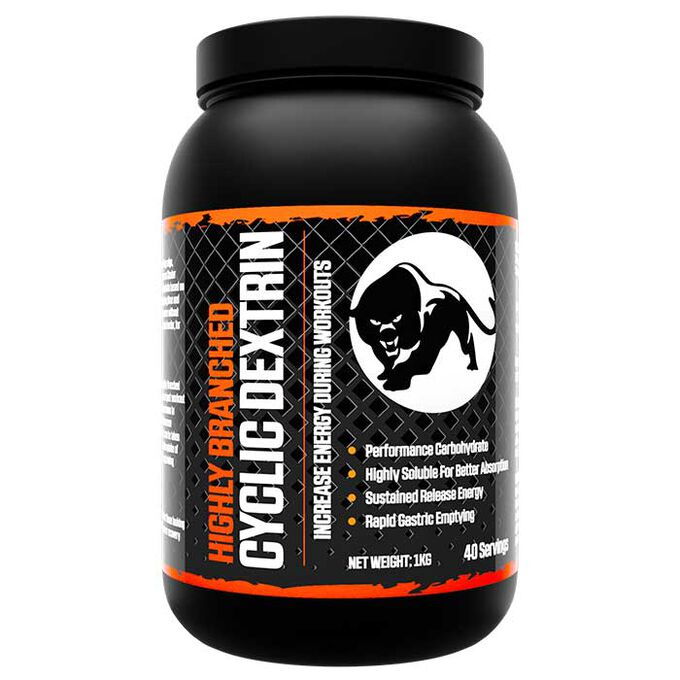 Predator Nutrition Cyclic Dextrin 1kg Unflavoured