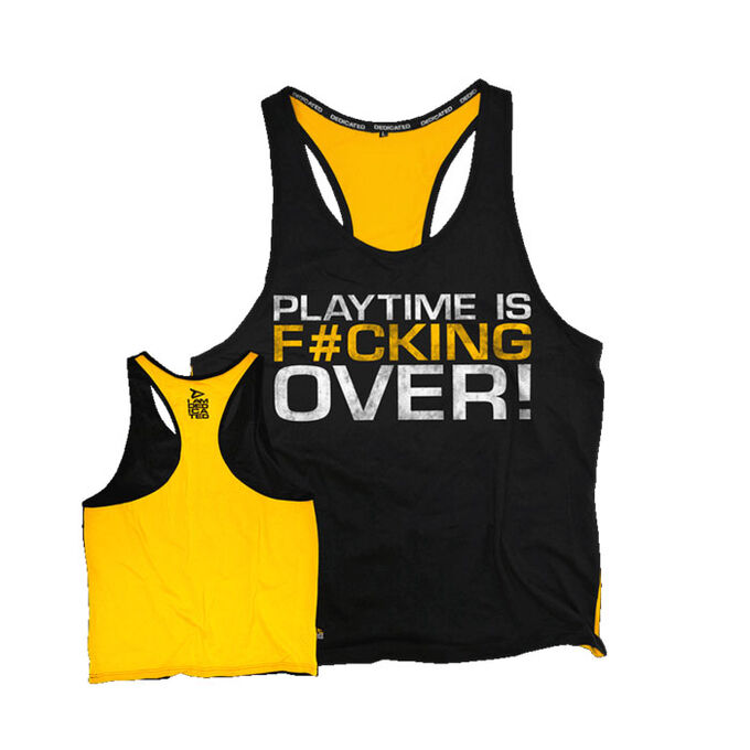 Dedicated Nutrition Dedicated Premium Stringer Playtime is Over Medium