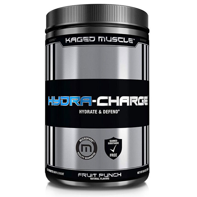 Hydra-Charge 60 Servings Fruit Punch