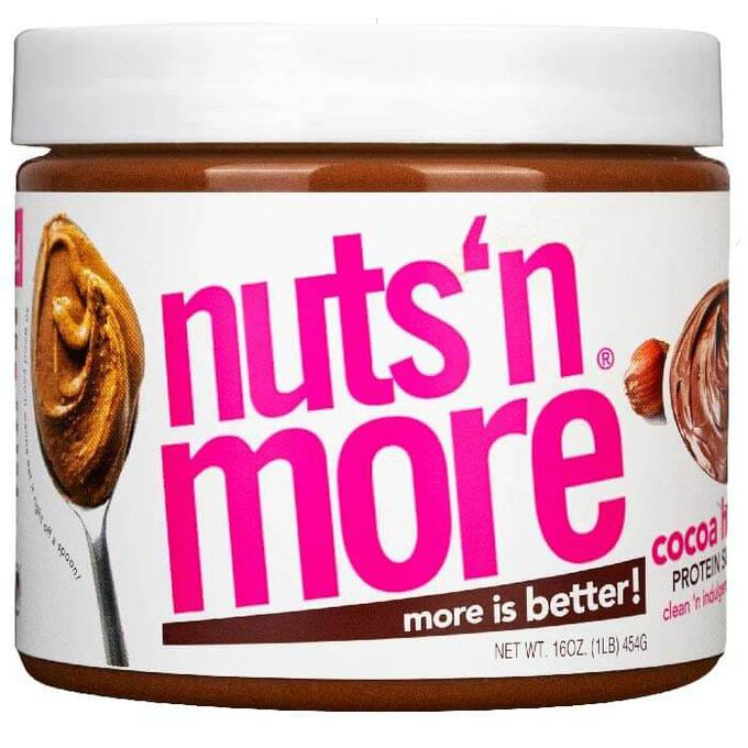 Nuts 'N More Nuts n More Hazelnut Cocoa Spread 454g