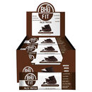 Bhu Fit Paleo Protein Bar 12 Bars Double Dark Chocolate Chunk