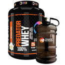Predator Whey 2kg Cookies & Cream