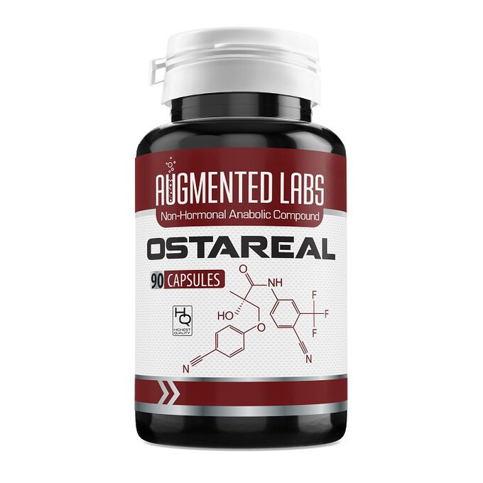 Augmented Labs Ostareal 90 Capsules
