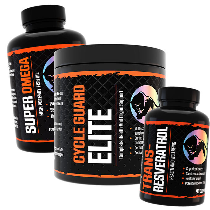 Predator Nutrition Cycle Support Stack