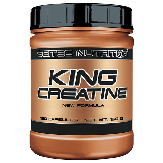 Scitec Nutrition King Creatine 120 Capsules