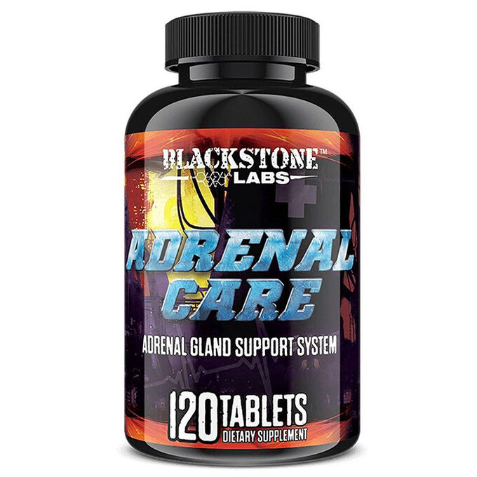 Adrenal Care 120 Tablets
