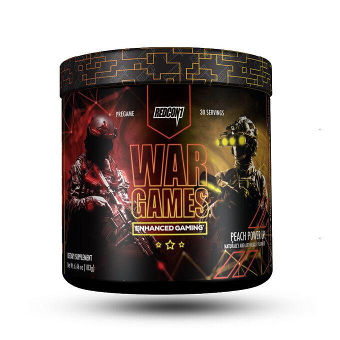 REDCON1 War Games 30 Servings Peach Power Up