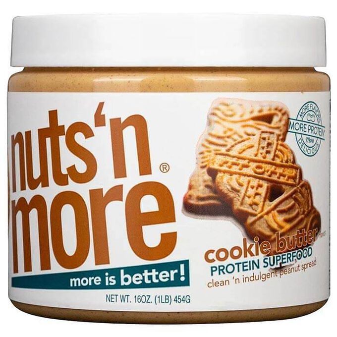 Nuts 'N More Nuts n More Cookie Butter 454g
