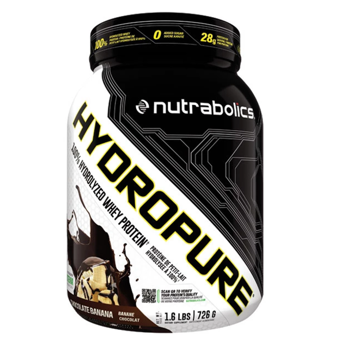 Nutrabolics Hydropure 726g Extreme Chocolate