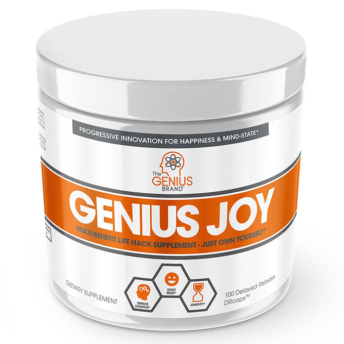 Genius Joy - 90 caps