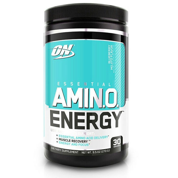 Amino Energy Exclusive Flavours 30 Servings Blueberry Mojito