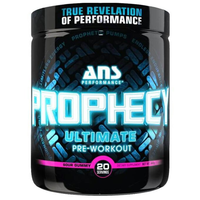 ANS Performance Prophecy Sour Gummy 20 servings