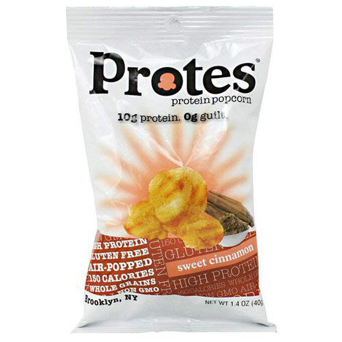 Protes Protein Popcorn 24 Pack Sweet Cinnamon