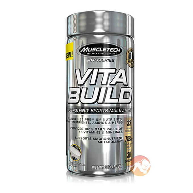 Muscletech Vita Build
