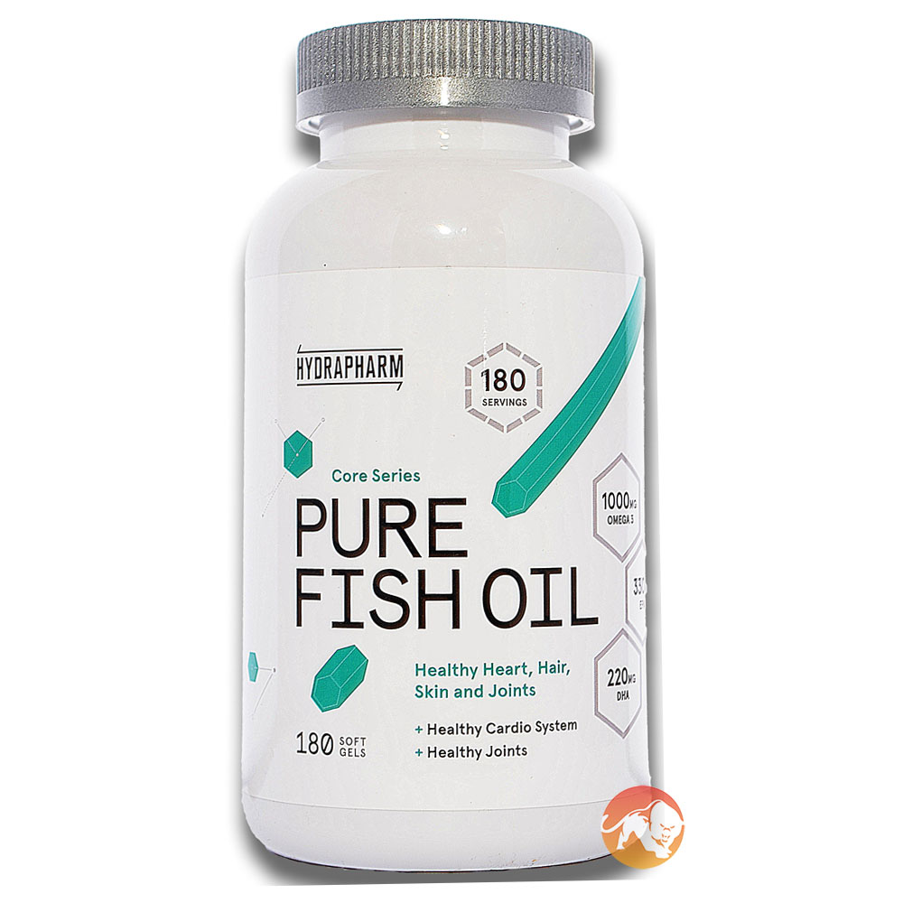 Optimising nutritional intake part 3 predator nutrition for Fish oil joints