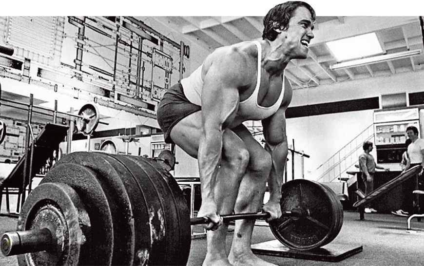 Image result for deadlift from back