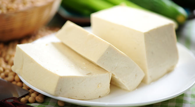 slices of Tofu