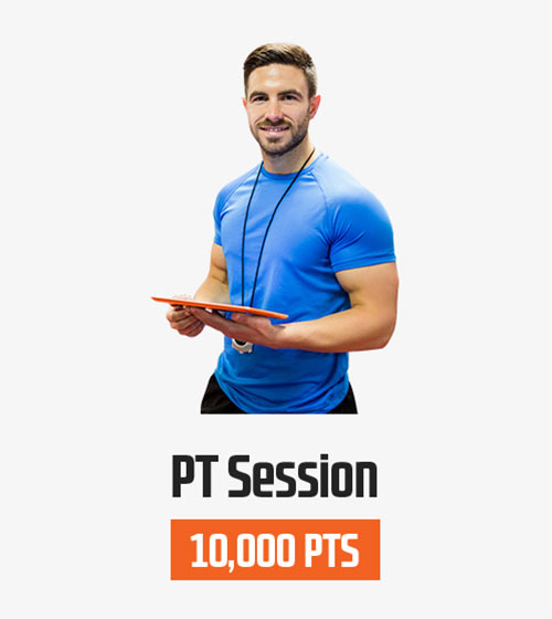 Training with Personal Trainer